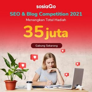 Tanya Veronika Asisten Virtual Kontes SEO Telkomsel